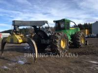 Equipment photo JOHN DEERE 848 L FORSTWIRTSCHAFT - HOLZRÜCKER 1