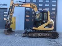 Equipment photo CATERPILLAR 308CCR PELLES SUR CHAINES 1