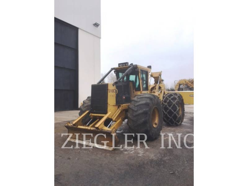 TIGERCAT SILVICULTURĂ – EXCAVATOR FORESTIER 610 C equipment  photo 3