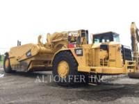 CATERPILLAR SCRAPER PER TRATTORI GOMMATI 637G equipment  photo 4