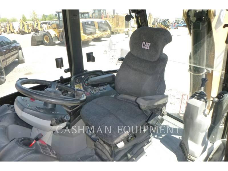 CATERPILLAR BACKHOE LOADERS 430FST equipment  photo 7