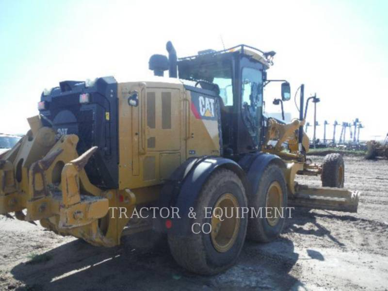 CATERPILLAR NIVELEUSES 160M2 equipment  photo 5