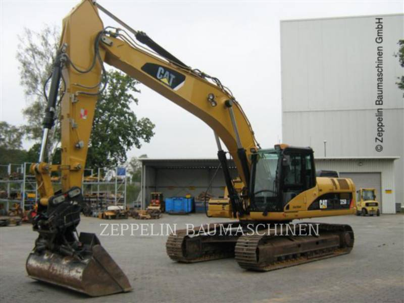 CATERPILLAR TRACK EXCAVATORS 325D equipment  photo 1