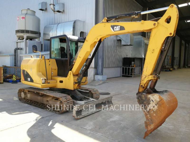 CATERPILLAR ESCAVATORI CINGOLATI 306 equipment  photo 1