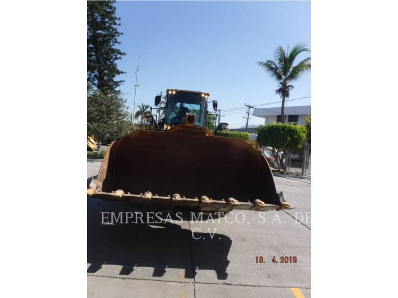 CATERPILLAR WHEEL LOADERS/INTEGRATED TOOLCARRIERS 966 L equipment  photo 2
