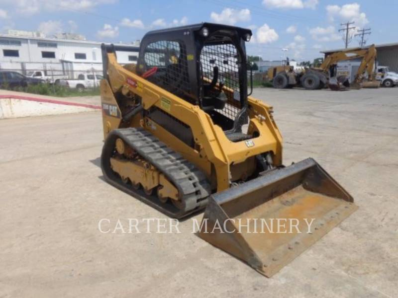 CATERPILLAR スキッド・ステア・ローダ 259D CYW equipment  photo 1