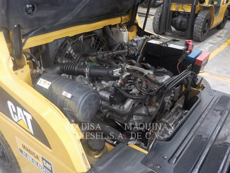MITSUBISHI CATERPILLAR FORKLIFT MONTACARGAS 2P5000  equipment  photo 12