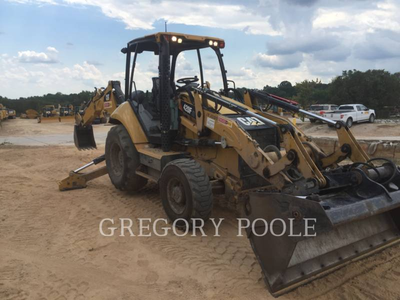 CATERPILLAR RETROEXCAVADORAS CARGADORAS 420F/IT equipment  photo 1
