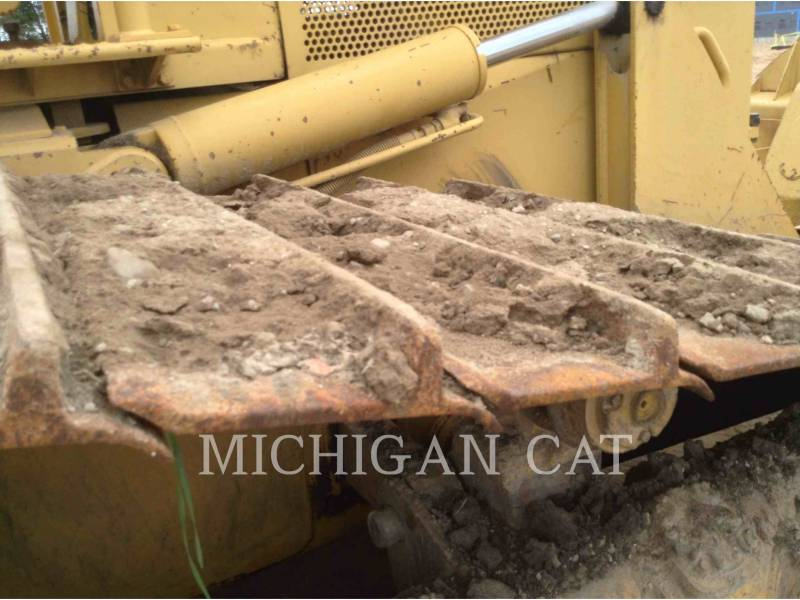 CATERPILLAR TRACK TYPE TRACTORS D6M equipment  photo 21