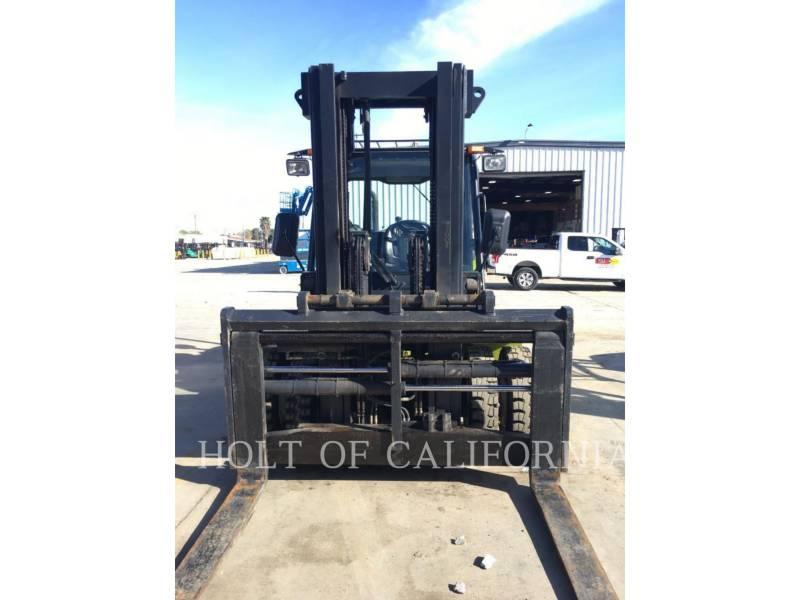 CLARK GABELSTAPLER C80D equipment  photo 4