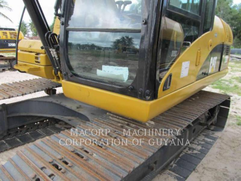CATERPILLAR KOPARKI GĄSIENICOWE 320D equipment  photo 10
