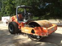 Equipment photo HAMM 3410 VIBRATORY SINGLE DRUM SMOOTH 1