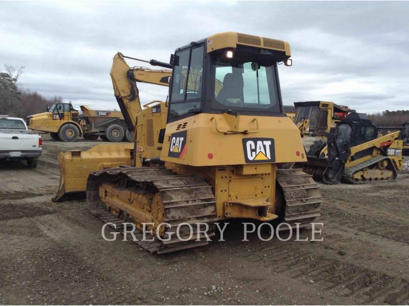 CATERPILLAR TRACTEURS SUR CHAINES D6K2 LGP equipment  photo 2