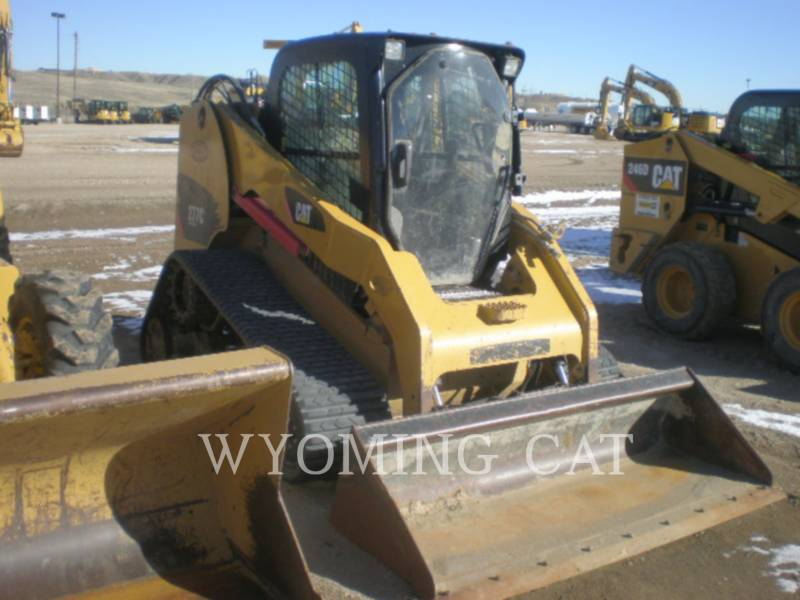CATERPILLAR CHARGEURS COMPACTS RIGIDES 277C equipment  photo 2