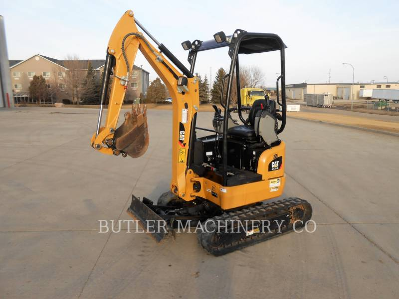 CATERPILLAR EXCAVADORAS DE CADENAS 301.7 D CR equipment  photo 1