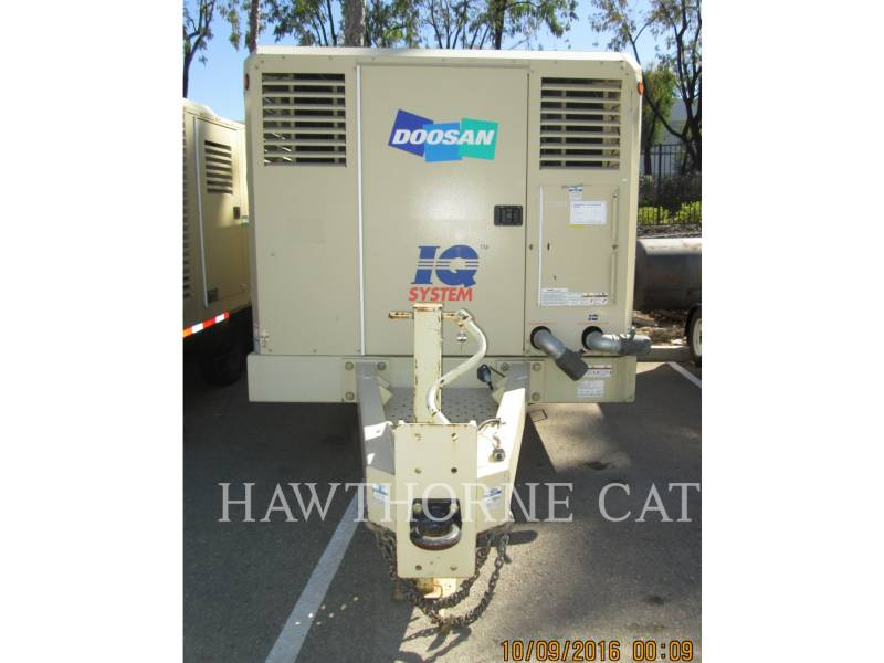 DOOSAN INFRACORE AMERICA CORP. COMPRESOR AER HP1600WCU-FX-T3 equipment  photo 3