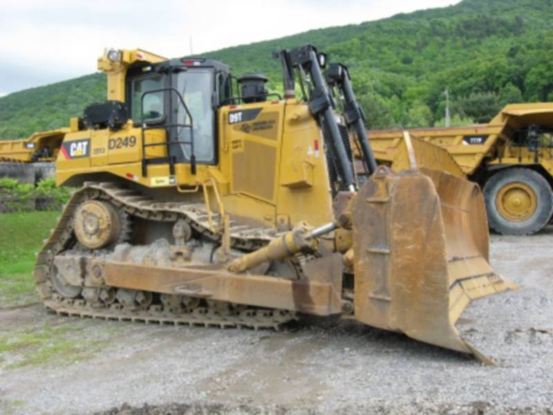 Caterpillar TRACTOARE CU ŞENILE D9T equipment  photo 2