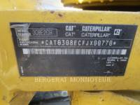 CATERPILLAR トラック油圧ショベル 308E2CRSB equipment  photo 14