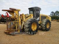 Equipment photo HYDRO-AX 570 FORESTRY - FELLER BUNCHERS - WHEEL 1