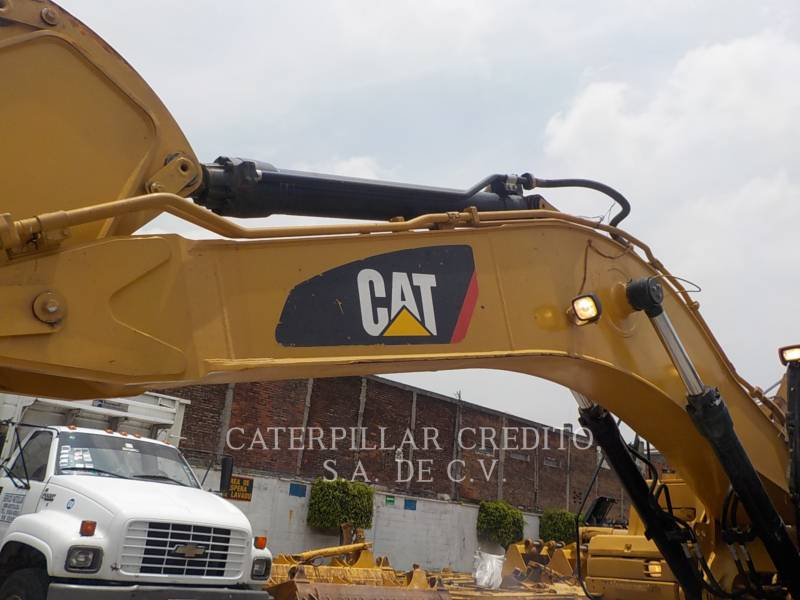 CATERPILLAR ESCAVATORI CINGOLATI 336DL equipment  photo 11
