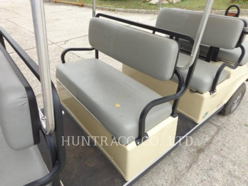 CLUB CAR UTILITY VEHICLES / CARTS VILLAGER equipment  photo 9
