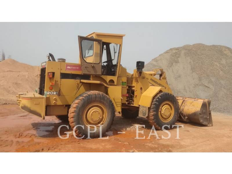 CATERPILLAR WHEEL LOADERS/INTEGRATED TOOLCARRIERS 2021Z equipment  photo 6