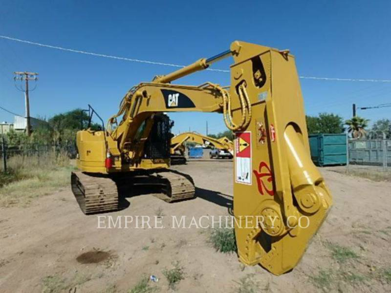 CATERPILLAR KETTEN-HYDRAULIKBAGGER 321C equipment  photo 4