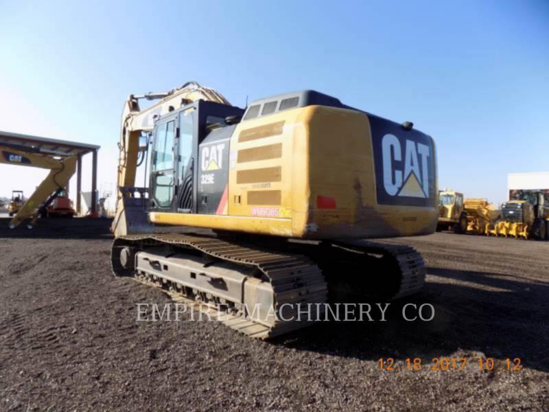 CATERPILLAR TRACK EXCAVATORS 329EL    P equipment  photo 3