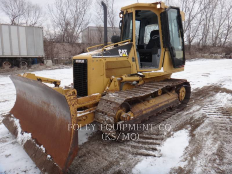 CATERPILLAR KETTENDOZER D5G equipment  photo 4