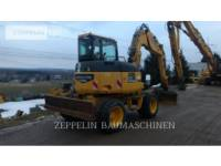 KOMATSU LTD. WHEEL EXCAVATORS PW98MR equipment  photo 5