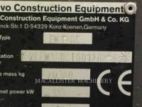 VOLVO CONSTRUCTION EQUIPMENT WHEEL EXCAVATORS EW180 equipment  photo 23