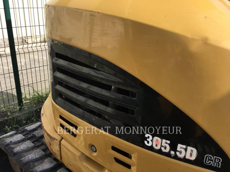 CATERPILLAR PELLES SUR CHAINES 305.5D CR equipment  photo 9