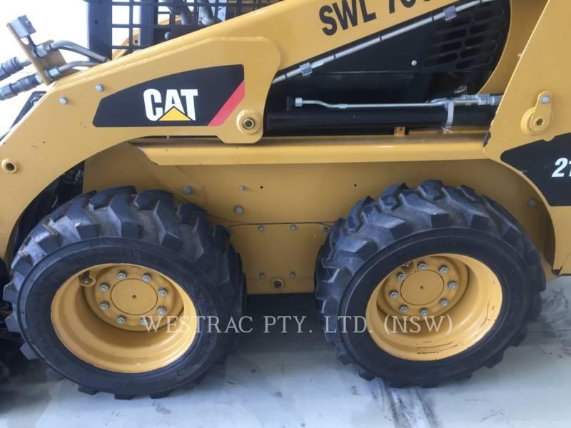 CATERPILLAR MINICARREGADEIRAS 216B3 equipment  photo 6