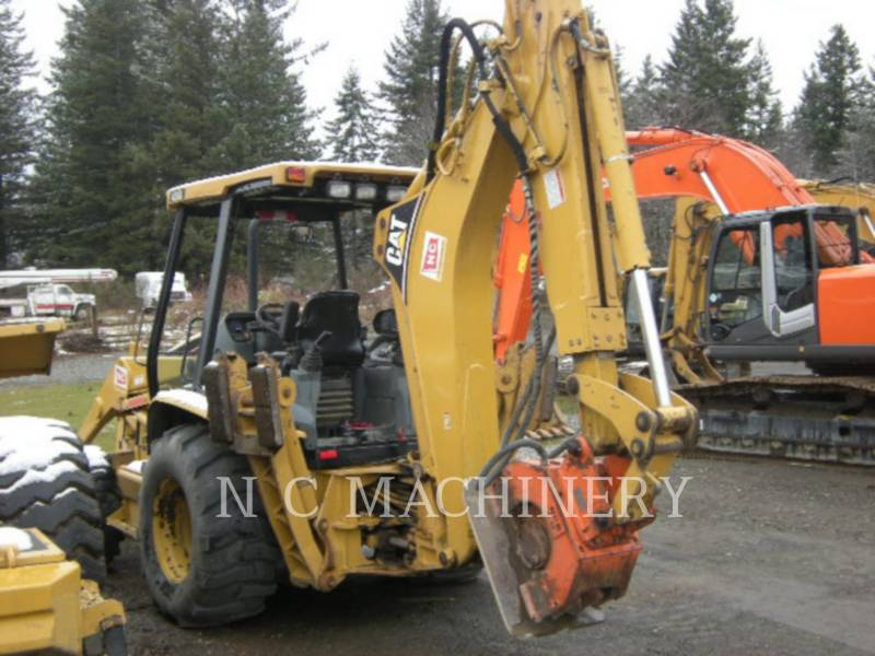 CATERPILLAR RETROEXCAVADORAS CARGADORAS 420D equipment  photo 3