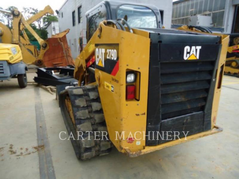 CATERPILLAR CARGADORES MULTITERRENO 279 D equipment  photo 4