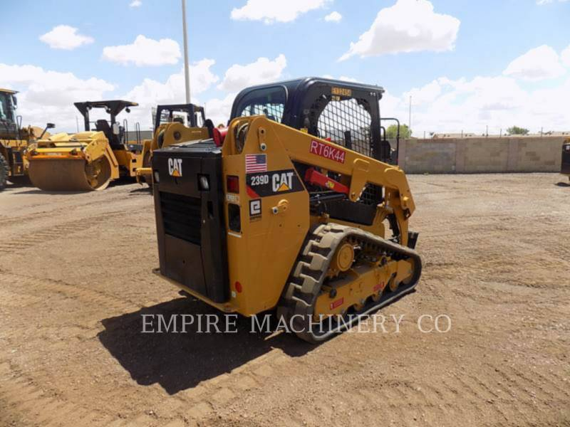 CATERPILLAR KOMPAKTLADER 239D equipment  photo 2