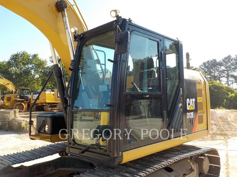 CATERPILLAR TRACK EXCAVATORS 312E L equipment  photo 2
