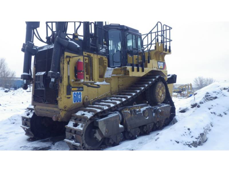 CATERPILLAR KETTENDOZER D10T equipment  photo 1