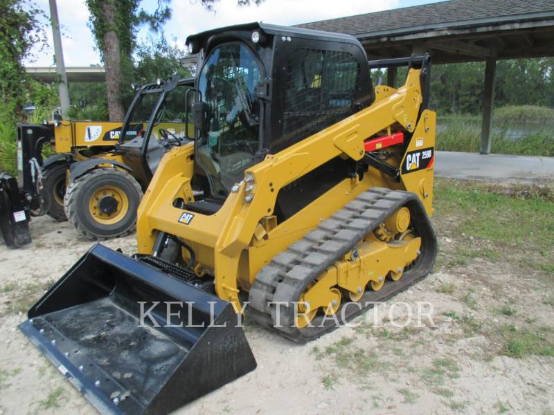 CATERPILLAR CARGADORES MULTITERRENO 259D equipment  photo 2