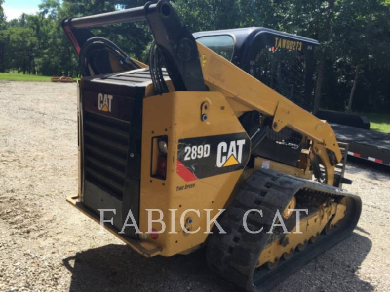 CATERPILLAR MULTI TERRAIN LOADERS 289D C1H2 equipment  photo 3
