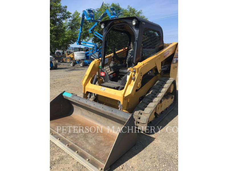 CATERPILLAR PALE CINGOLATE MULTI TERRAIN 239D equipment  photo 1