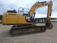 Caterpillar EXCAVATOARE PE ŞENILE 336EL equipment  photo 5