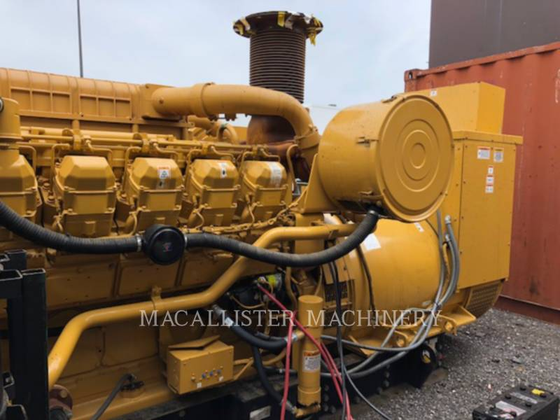 CATERPILLAR Grupos electrógenos fijos 3512B equipment  photo 7