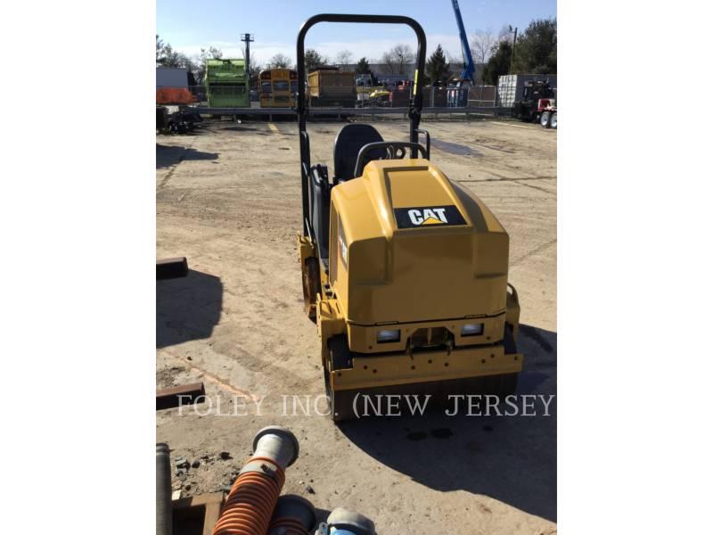 CATERPILLAR COMPACTEURS CB14BXW equipment  photo 2