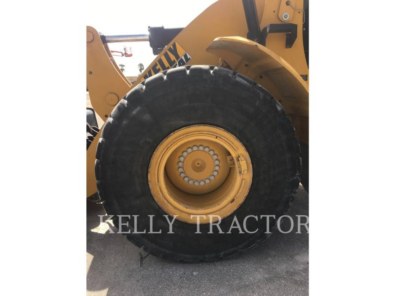 CATERPILLAR CARGADORES DE RUEDAS 950M equipment  photo 12
