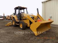 CATERPILLAR BAGGERLADER 420F2 HRC equipment  photo 1