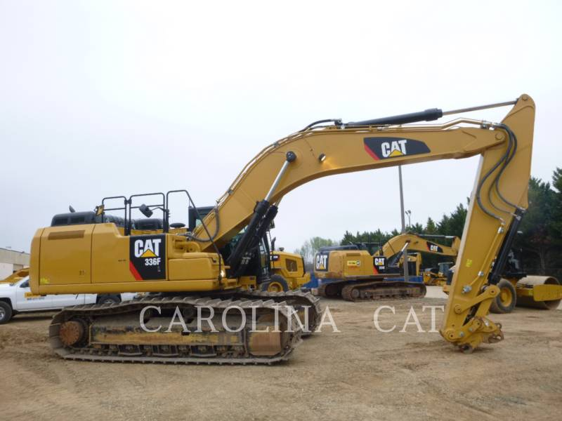 CATERPILLAR TRACK EXCAVATORS 336FLQC equipment  photo 6