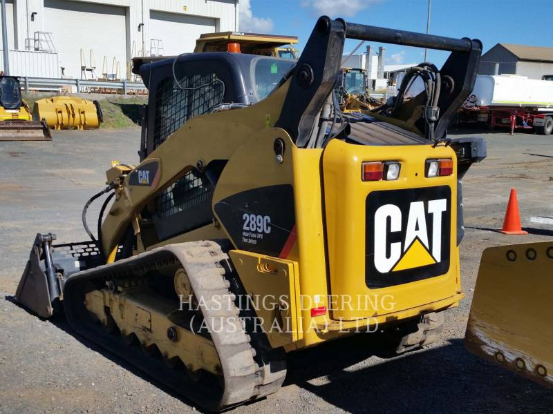Caterpillar ÎNCĂRCĂTOARE PENTRU TEREN ACCIDENTAT 289C equipment  photo 3