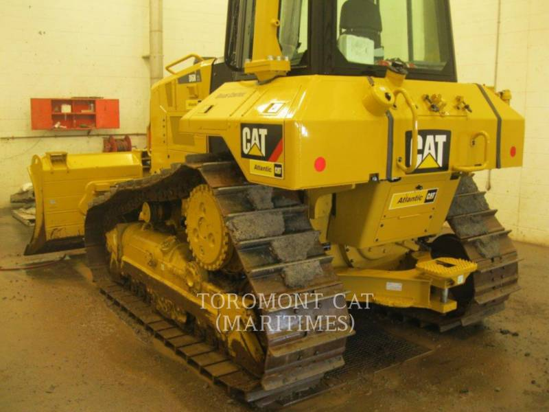 CATERPILLAR MINING TRACK TYPE TRACTOR D6N equipment  photo 2