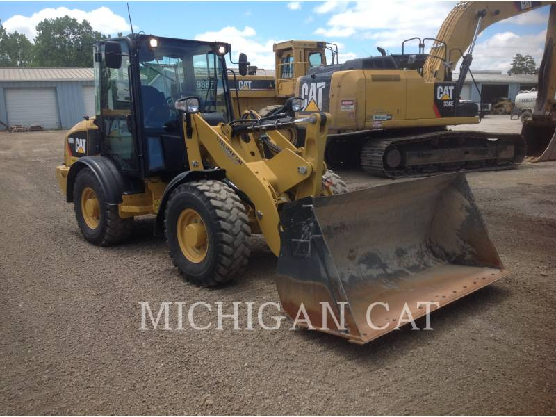 CATERPILLAR WHEEL LOADERS/INTEGRATED TOOLCARRIERS 906H2 C equipment  photo 2